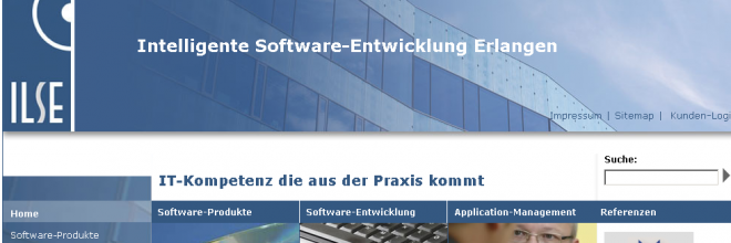 Ilse Software Erlangen