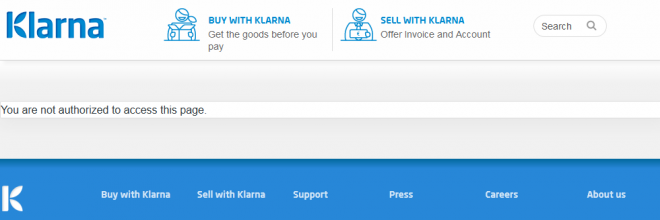 klarna.com full-path-disclosure